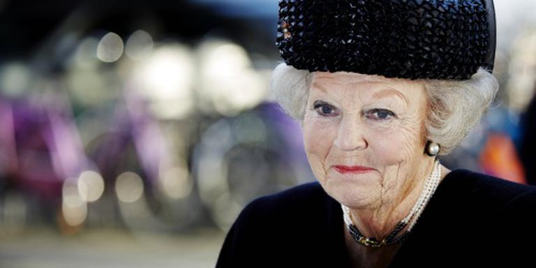 Prinses Beatrix viert 78e verjaardag