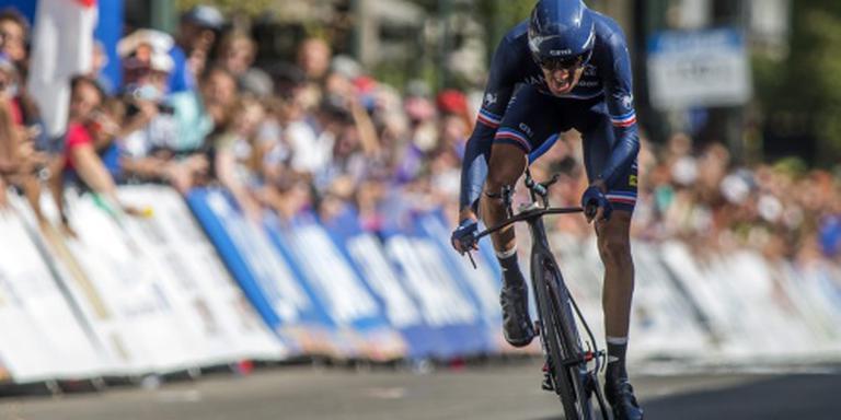 Vorobiev snelste in tijdrit Circuit Sarthe