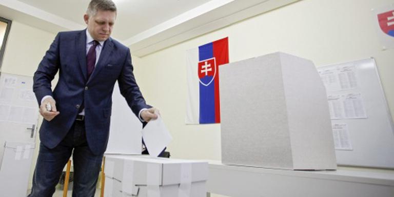 Slowaakse regeringspartij blijft de grootste