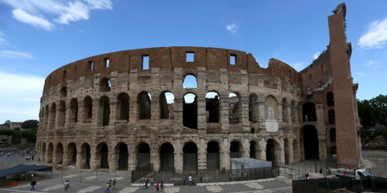 Meer beveiliging bij Colosseum en Vaticaan