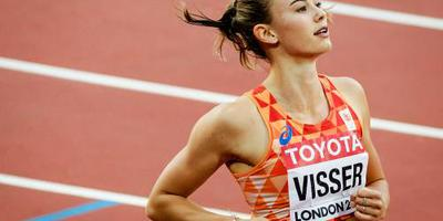 Hordeloopster Visser valt in Diamond League