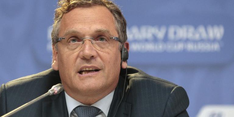 Tuchtkamer FIFA start zaak tegen Valcke