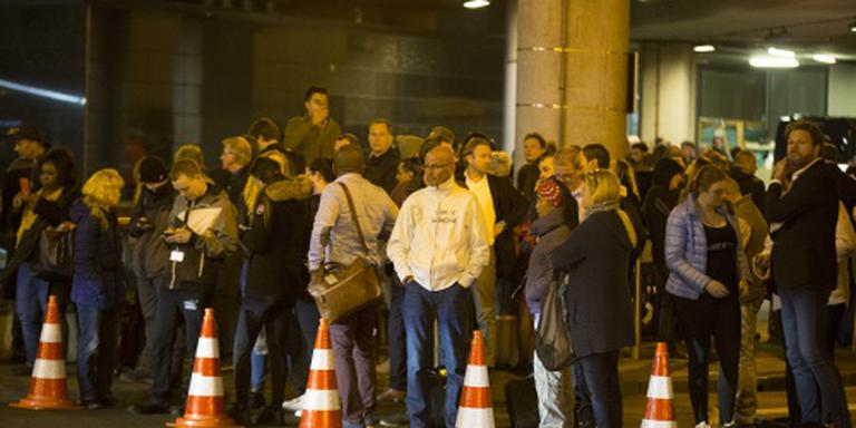Bagage verdachte Schiphol ongevaarlijk