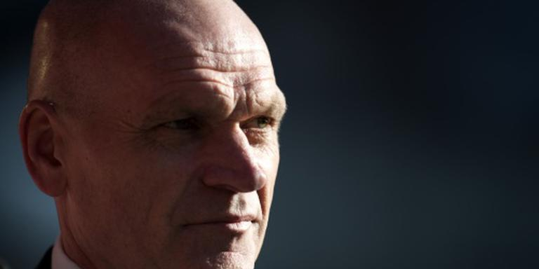 Wouters en Makaay trainers beloften Feyenoord