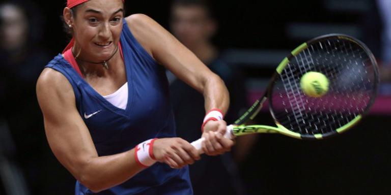 Tennisster Garcia wint in eigen land