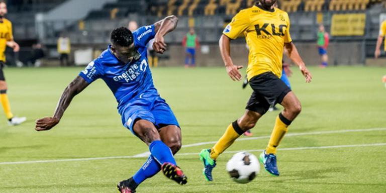 NEC verslaat schotloos Roda JC