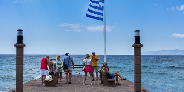 Nederlanders eerder naar Griekenland
