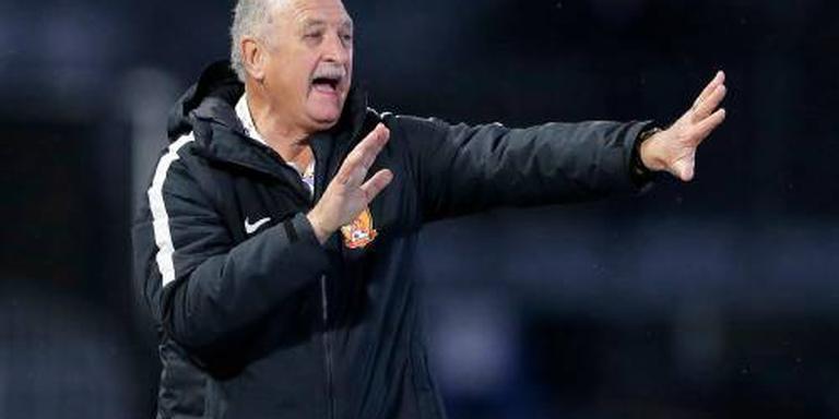 Scolari weer hoofdcoach bij Palmeiras