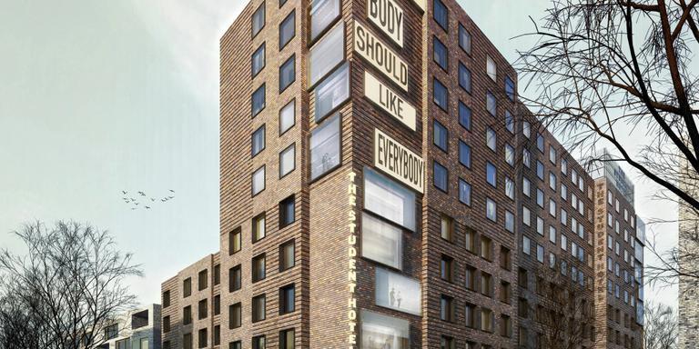 The Student Hotel opent in juli de deuren
