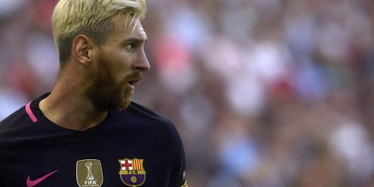 Barcelona tikt Real Betis van de mat