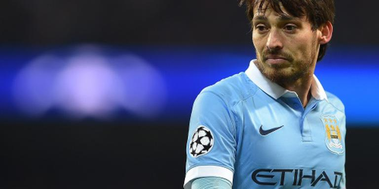 City zonder Silva in return tegen Real