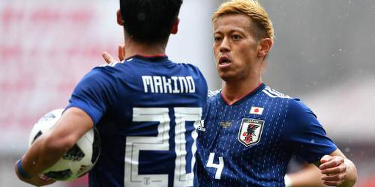Honda en Yoshida in Japanse voorselectie WK