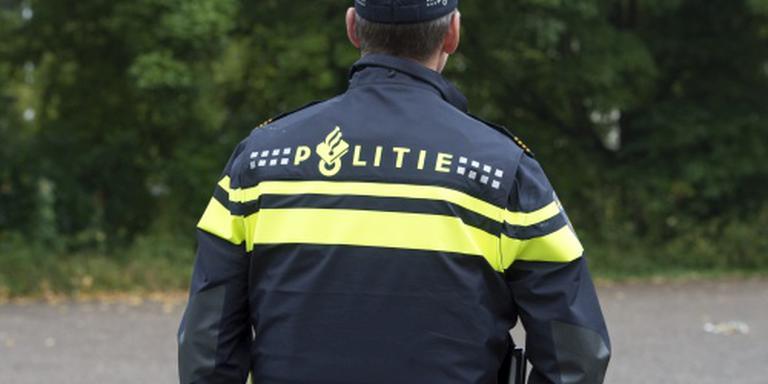 Arrestaties na inrijden op terras Veenendaal