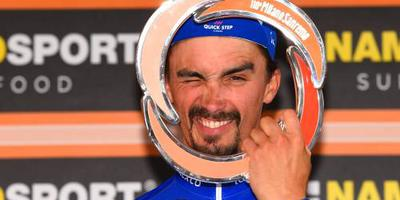 Alaphilippe neemt leiding in UCI-klassementen