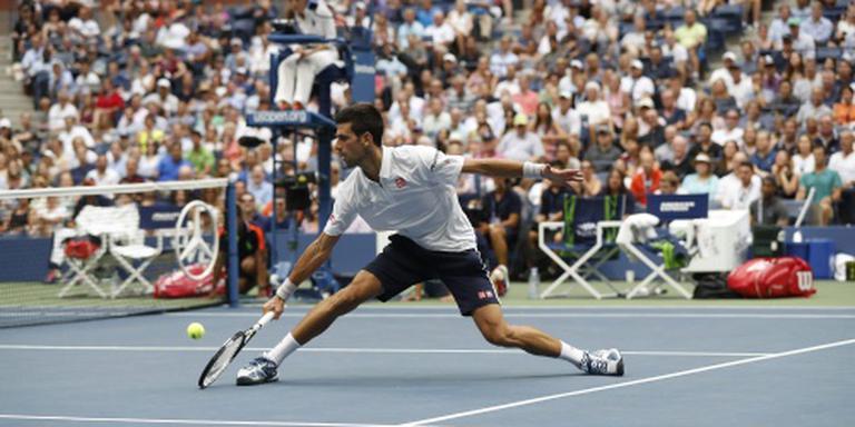 Djokovic weer in finale US Open