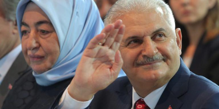 Turkse premier: Duitse stemming 'absurd'