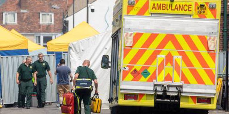 Met zenuwgas vergiftigde Brit uit ziekenhuis