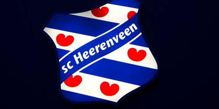 Heerenveen met moeite langs FC Eindhoven