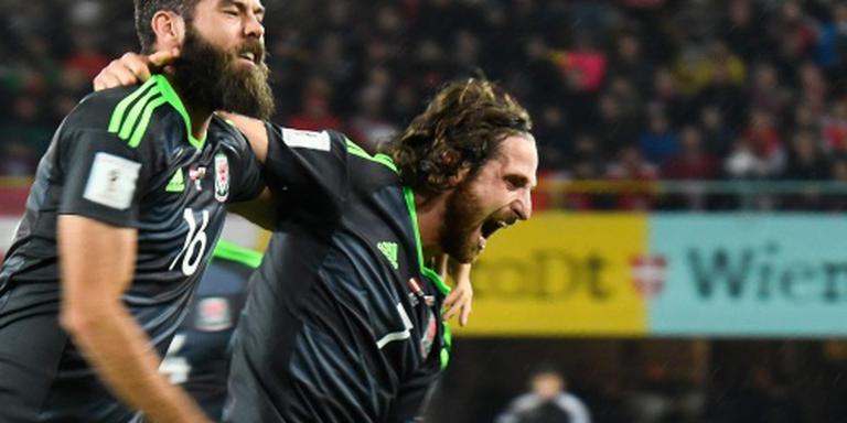 Wales raakt Allen kwijt met hamstringblessure