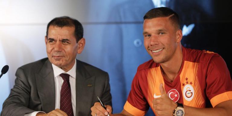Voorzitter Galatasaray opgepakt wegens coup