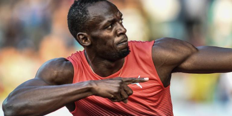 Bolt wint eerste 200 meter in 19,89