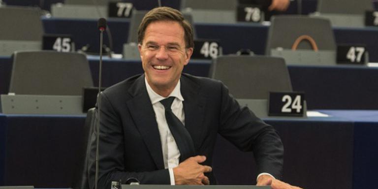 Rutte vraagt Porosjenko niet om radarbeelden