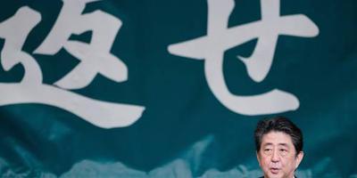 Abe ontwijkt vragen over Nobelprijs-nominatie