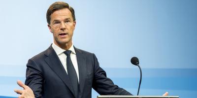 Premier Rutte. FOTO ANP