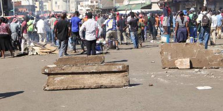 Amerikanen moeten zakendistrict Harare mijden