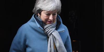 'May wil mogelijkheid lang uitstel brexit'