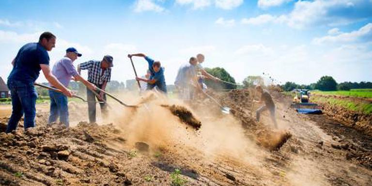 Waterschap buigt voor verzet dorpje om dijk