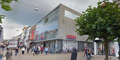 De HEMA in de Herestraat in Groningen is de beste HEMA van Nederland. Foto: Google Streetview
