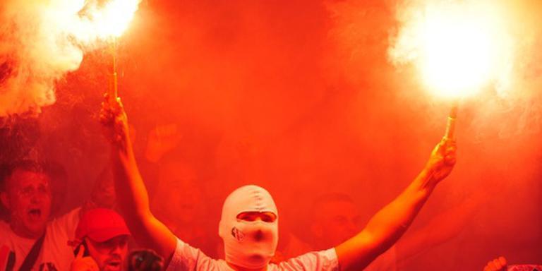 Legia tegen Real voor straf zonder publiek