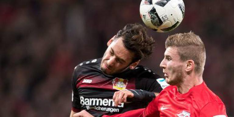 RB Leipzig alleen aan kop na knappe zege