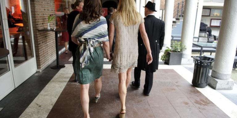 Scheiding komt vaakst voor bij twee vrouwen