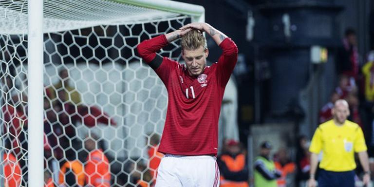 Bendtner vindt onderdak bij Nottingham Forest