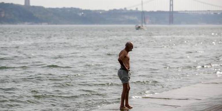 Kwik in zuidwest-Europa loopt op tot 45 graden
