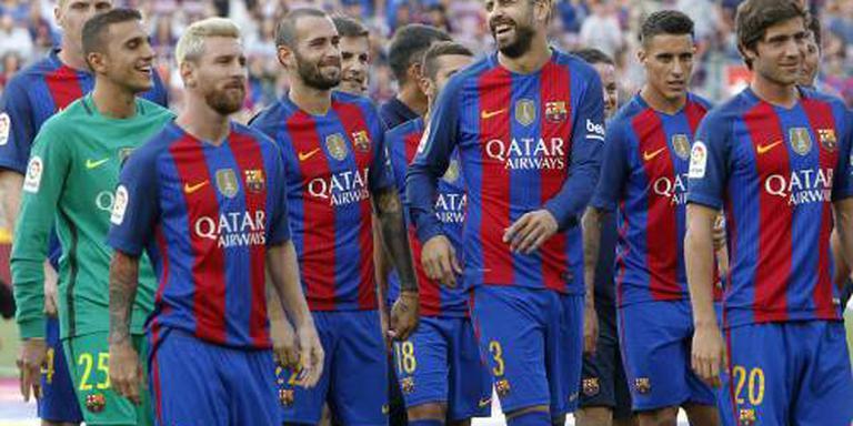Nieuwe shirtsponsor voor FC Barcelona