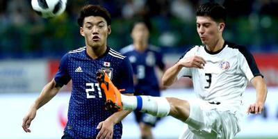 Doan in Japanse selectie voor Azië Cup