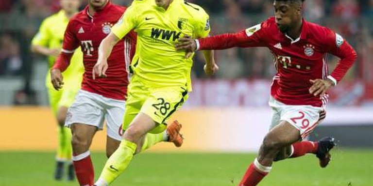 Bayern en Schalke 04 bekeren verder