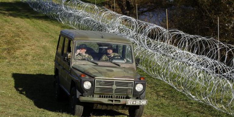 'Einde grenscontroles voor januari'