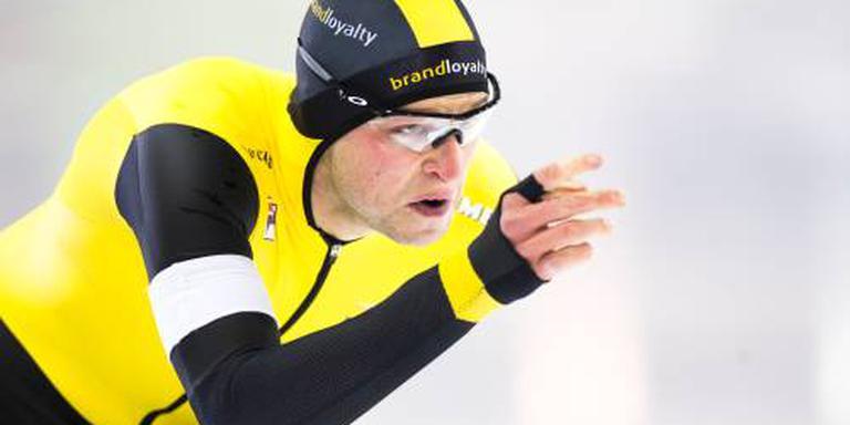 Sven Kramer zegeviert ook op 10.000 meter