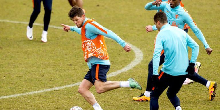 Huntelaar: bondscoach wilde De Jong zien