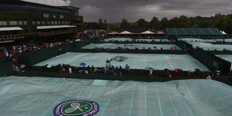 Wimbledon breekt met traditie op zondag