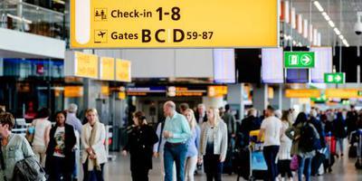 Fors meer Europese vliegtuigpassagiers
