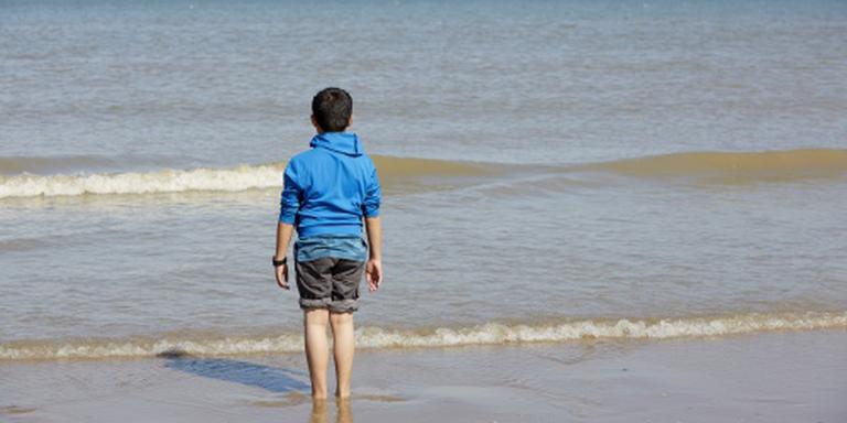 Waarschuwing voor koud zwemwater