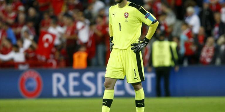 Doelman Cech stopt als international