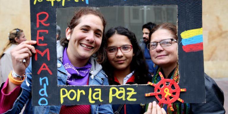Meerderheid Colombia voor vredesakkoord