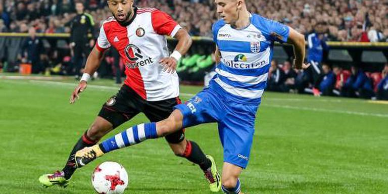 Thomas van PEC Zwolle naar PSV
