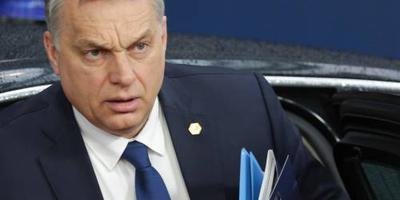 EVP schorst partij Viktor Orbán